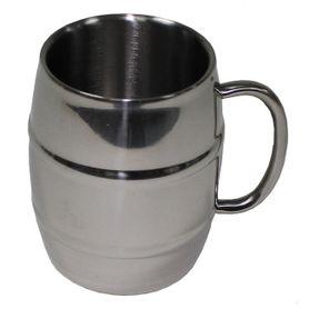 MFH nerezový pohár-krígel, 450ml