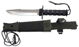 MFH Nůž na přežití Jungle II 35,5cm
