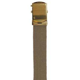 MFH opasek s kovovou přezkou 3cm khaki