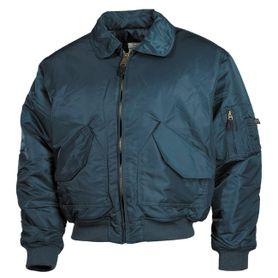 MFH CWU bomber pilot bunda, modrá