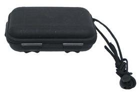 MFH plastový vodotěsný box černý