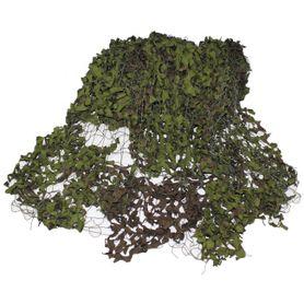 MFH použitá maskovací síť olivová 4 x 4m