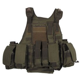 MFH Ranger Modular taktická vesta, olivová