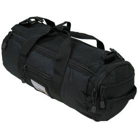 MFH Round taška, černá 45x19 cm