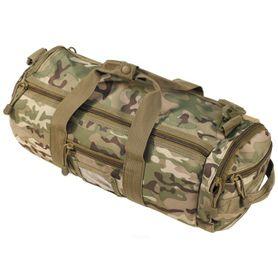 MFH Round taška, operation-camo 45x19 cm