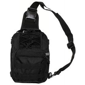 MFH Shoulder ramenní taška, černá