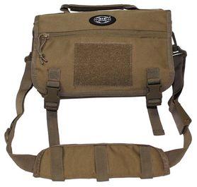 MFH Side taška přes rameno, coyote