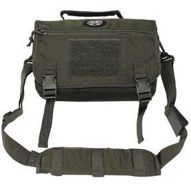 MFH Side taška přes rameno, olivová