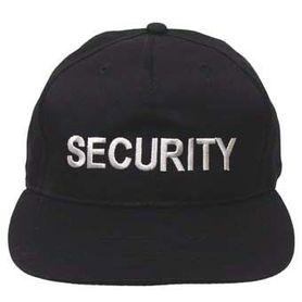 MFH šiltovka security černá