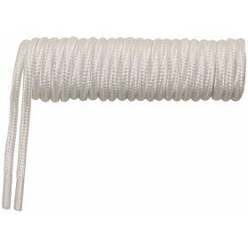 MFH tkaničky do bot, bílé 210cm