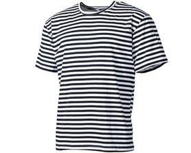 MFH tričko ruské námořnické černé