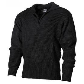MFH troyer isladnský svetr černý