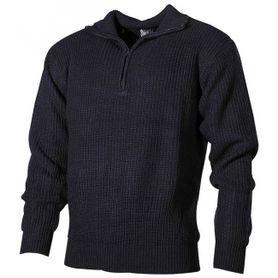 MFH troyer isladnský svetr modrý