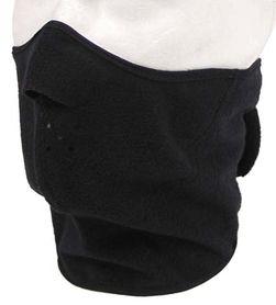 MFH Warm maska na obličej, černá
