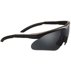 Swiss Eye® Raptor Safety taktické brýle, černé