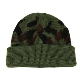 Mil-tec čiapka pletená, woodland