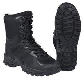 Mil-Tec Combat Gen. II Taktická obuv, černá