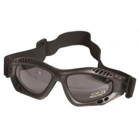 Mil-Tec Commando Smoke ochranné brýle, černé