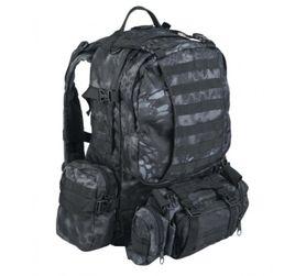 Mil-Tec Defence batoh, vzor Mandra Night, 36l