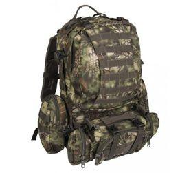 Mil-Tec Defence batoh, vzor Mandra Wood, 36l