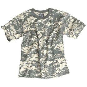 Mil-Tec dětské tričko vzor AT-digital