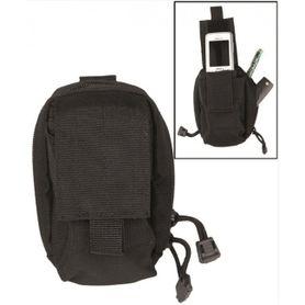 Mil-Tec Koppel kapsička na pásek, černá