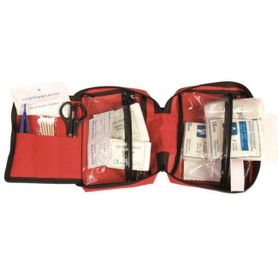 Mil-Tec lékárnička první pomoci, červená