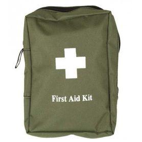 Mil-Tec lékárnička první pomoci, olivová