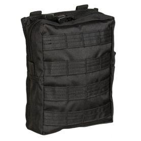 Mil-Tec LG Molle multifunkční kapsa, černá