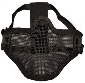 Mil-Tec OD Airsoft maska na obličej, černá