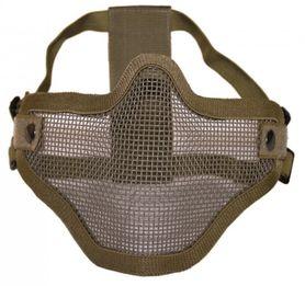 Mil-Tec OD Airsoft maska na obličej, coyote
