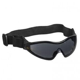 Mil-Tec Para Smoke ochranné brýle, černé