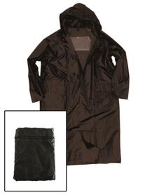 Mil-tec pláštěnka, černá