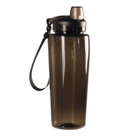 Mil-tec plastová láhev 0,6l, průhledná-kouřová