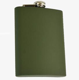 Mil-Tec placatka olivová obsah 8oz./220 ml