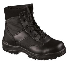 Mil-Tec security low boty černé