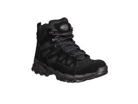 Mil-Tec SQUAD STIEFEL 5 INCH  boty, černé