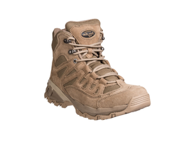 Mil-Tec SQUAD STIEFEL 5 INCH  boty, coyote