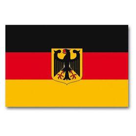 Mil-Tec Německá státní vlajka s orlem, 150 cm x 90 cm