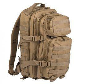 Mil-Tec US assault Small ruksak coyote, 20L