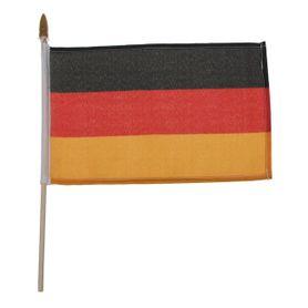 Německá vlajka 10cm x 15cm malá