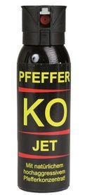 Pepřový sprej, kaser, ko jet pepper 100ml