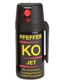 Pepřový sprej, kaser, ko jet pepper 40ml