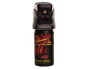 Pepřový sprej se světlem, kaser, extreme power 40ml