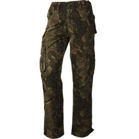 Loshan Leafy pánské kalhoty vzor Real tree tmavé