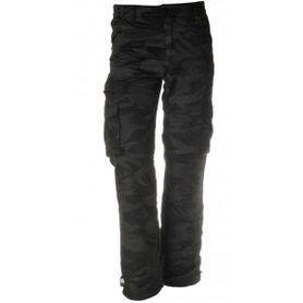 Pánské kalhoty loshan roberto vzor night camo