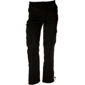 Pánské kalhoty loshan ELWOOD černé
