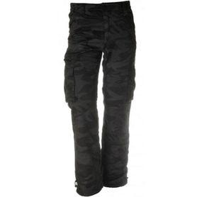 Pánské zateplené kalhoty loshan roberto vzor night camo