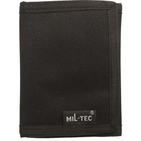 Mil-Tec peněženka černá na suchý zip