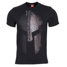 Pentagon Eternity tričko, černé